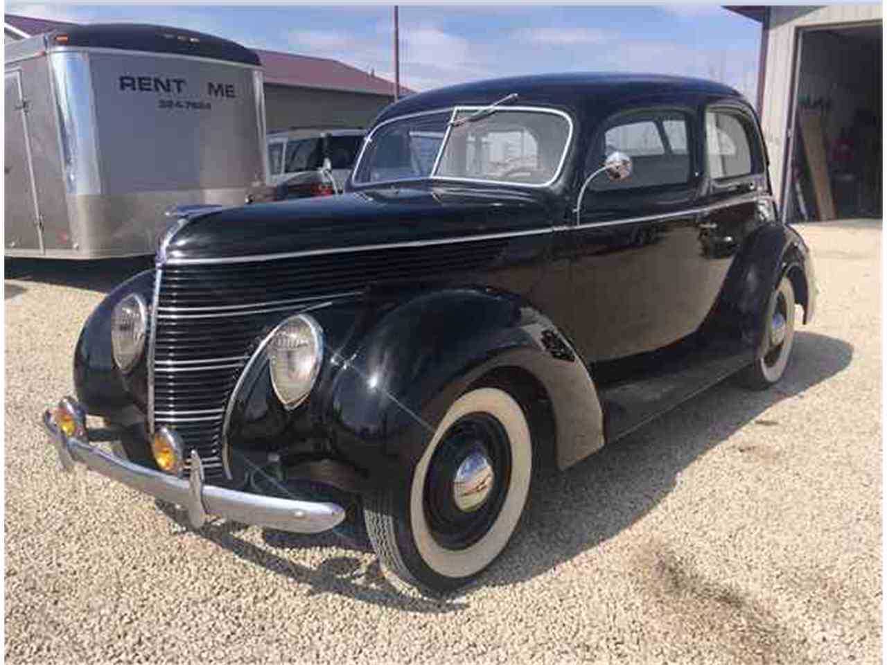 1938 Ford 2-Dr Sedan for Sale | ClassicCars.com | CC-971539