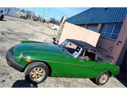 Picture of '78 MGB - KTOO