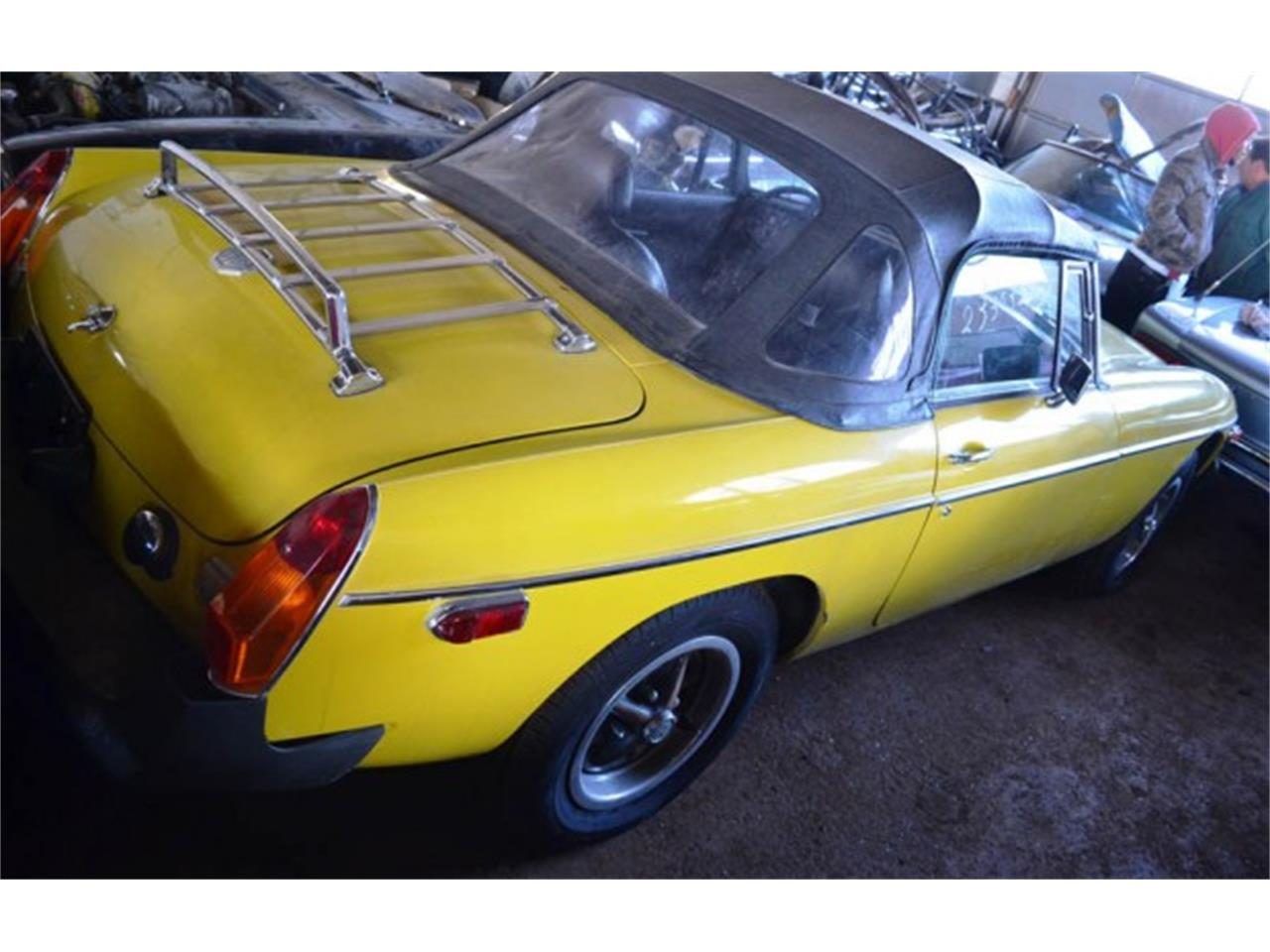 Large Picture of '80 MGB - KTOQ