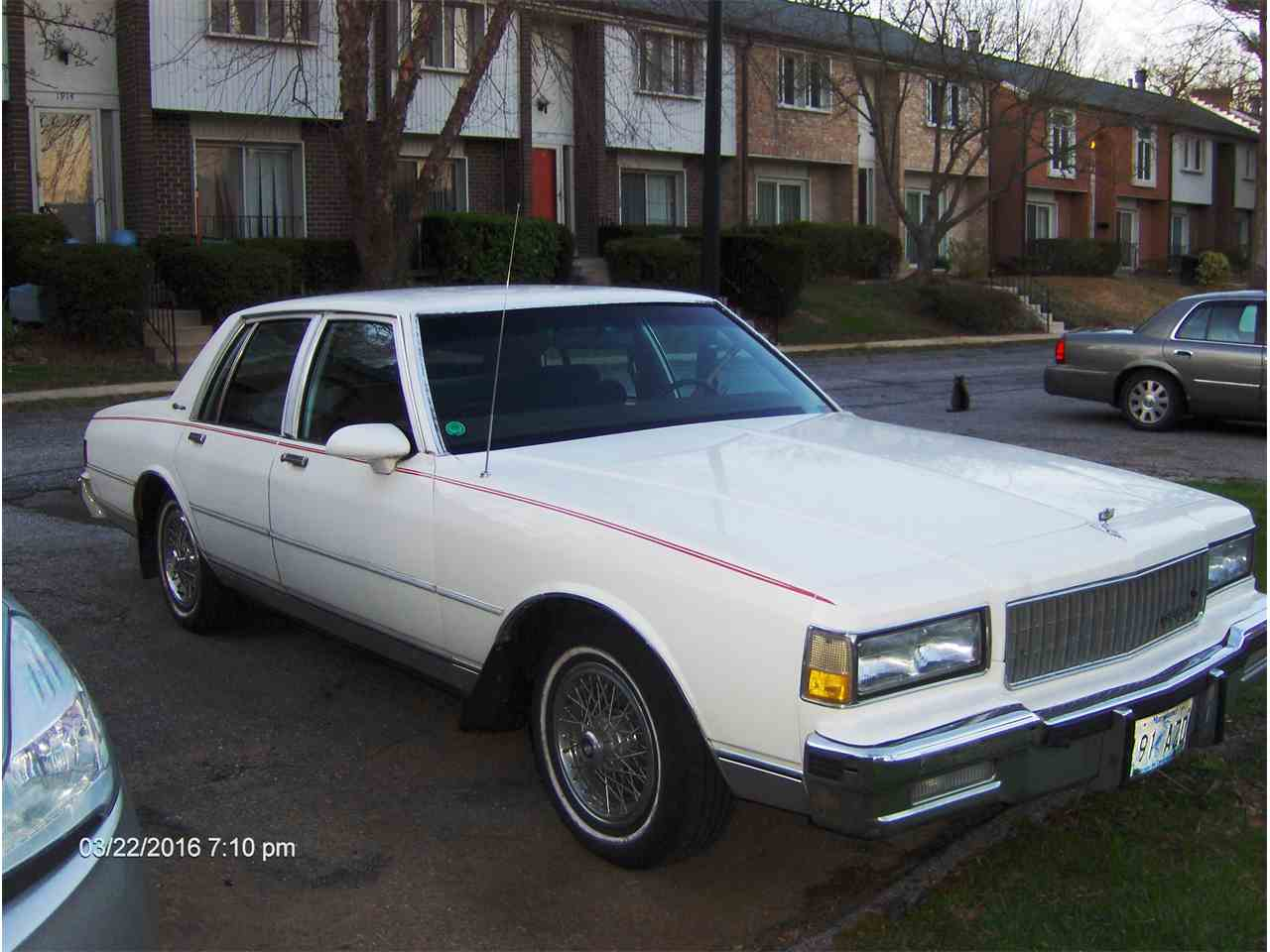 Large Picture of '88 Caprice - KTOS