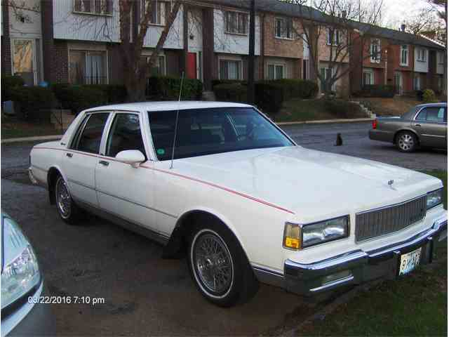 Picture of '88 Caprice - KTOS