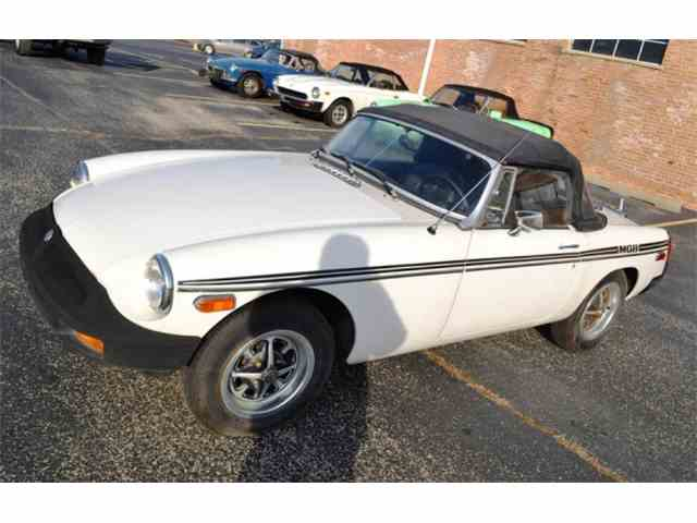 Picture of 1979 MGB located in Barrington Illinois - KTOT