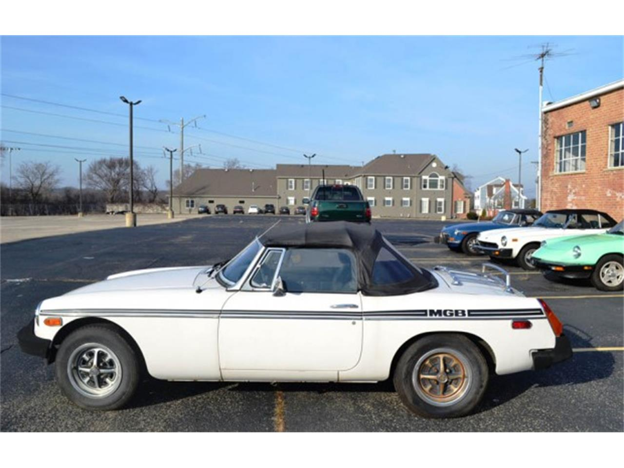 Large Picture of '79 MGB - KTOT