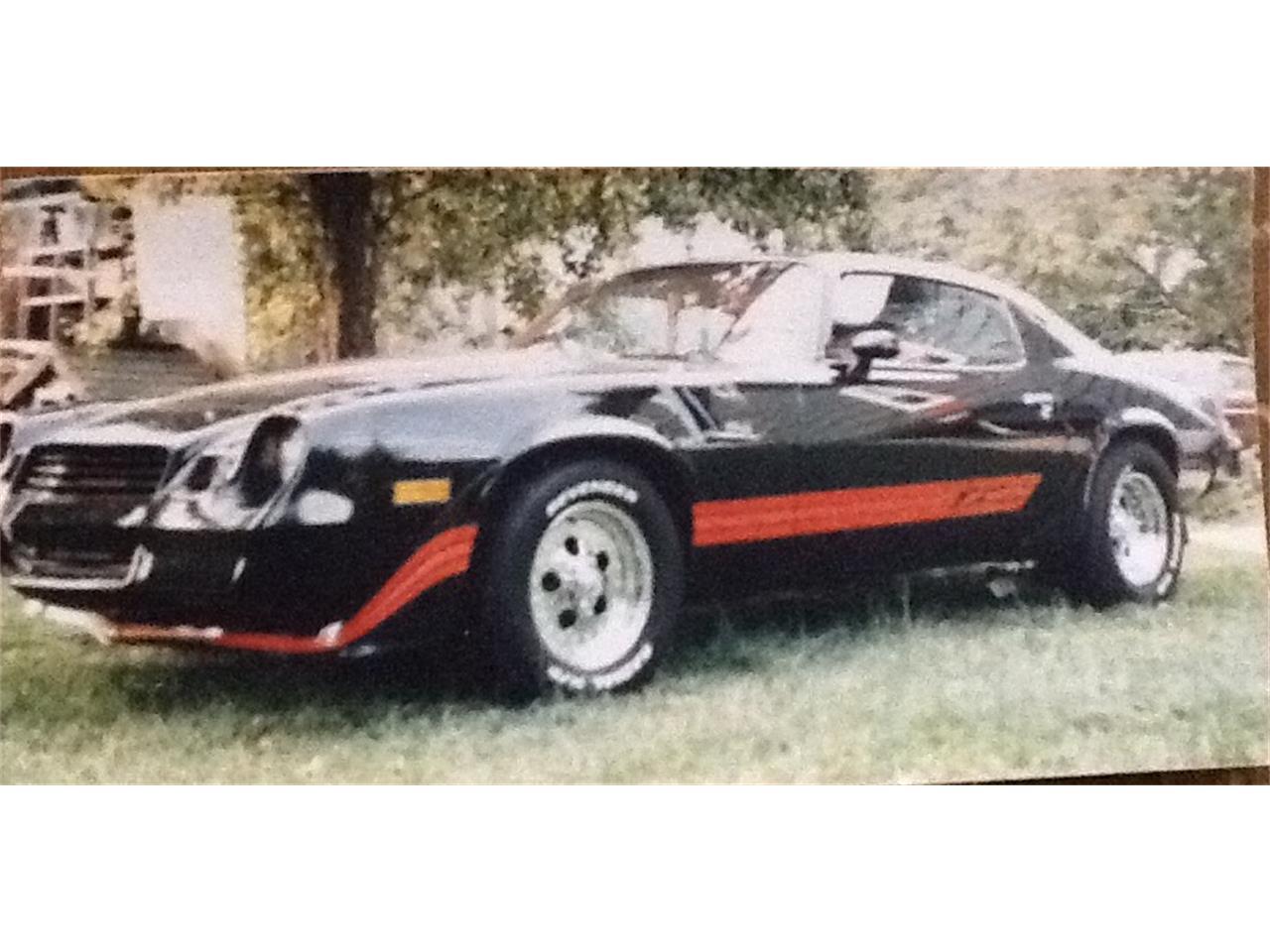 1981 chevrolet camaro z28 for sale cc 971684. Black Bedroom Furniture Sets. Home Design Ideas