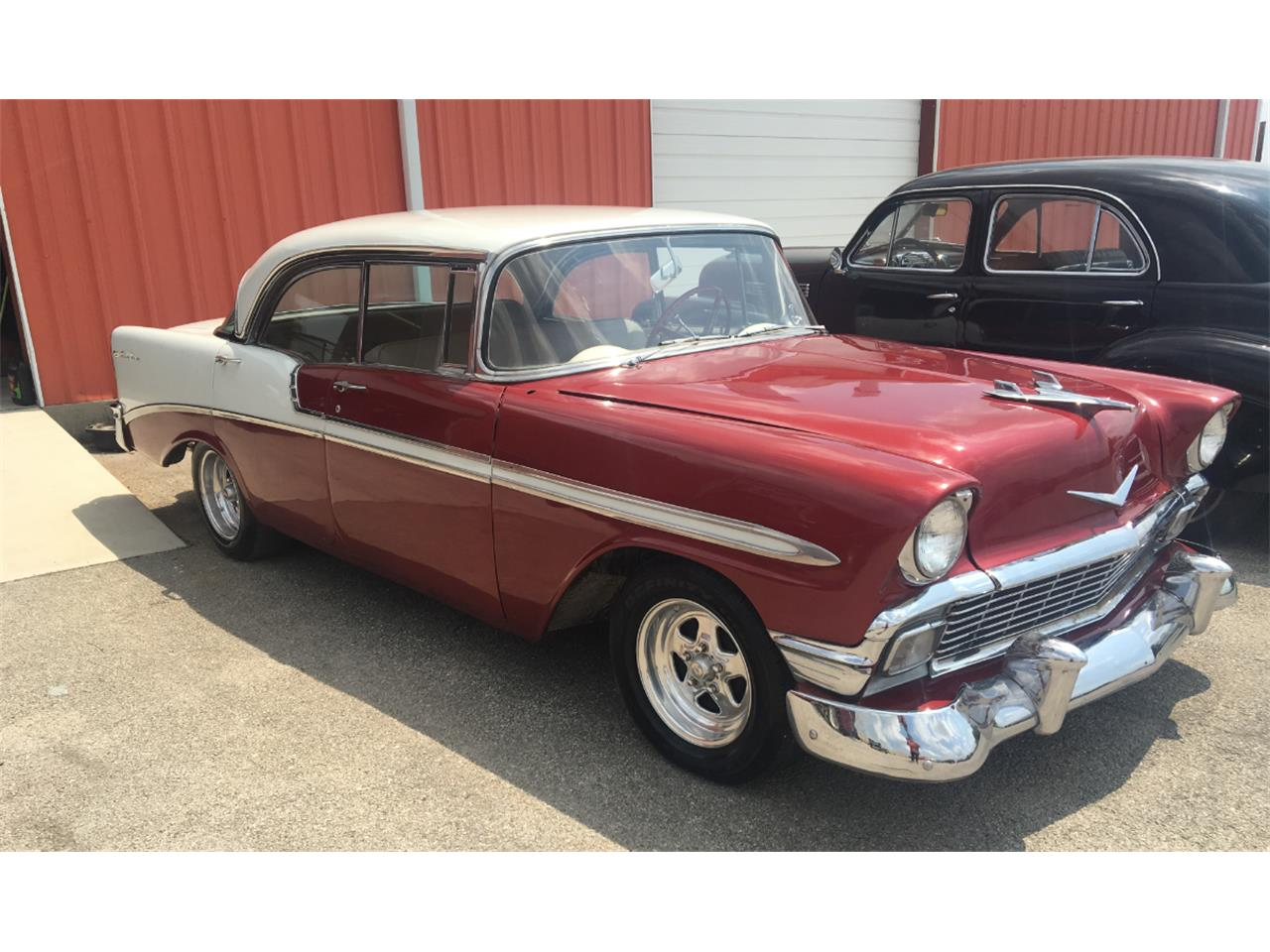 Large Picture of '56 Bel Air - KTSK
