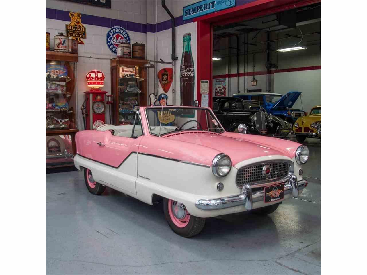 1959 metropolitan nash convertible for sale cc 971768. Black Bedroom Furniture Sets. Home Design Ideas