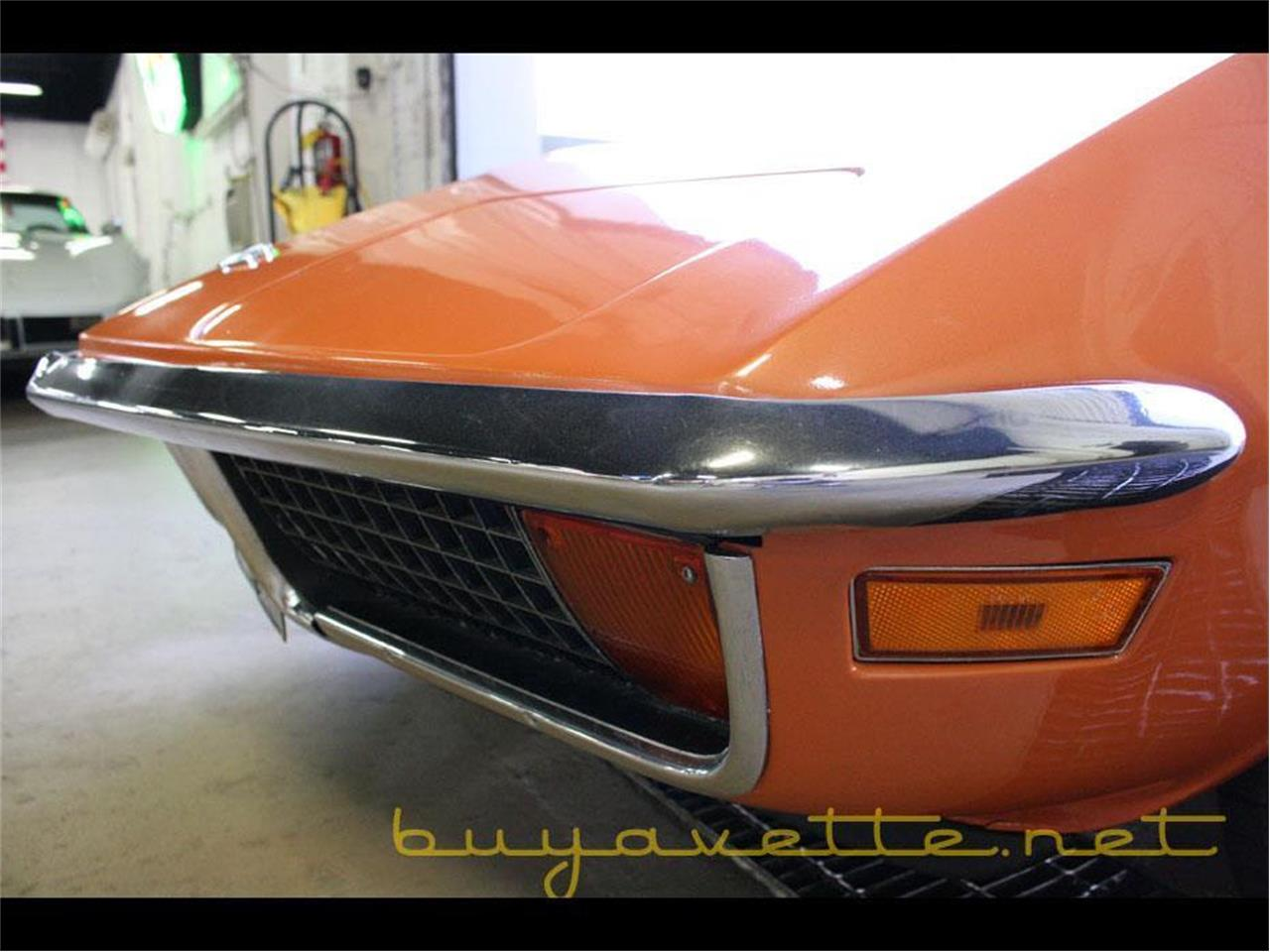 Large Picture of '72 Corvette - KTV8