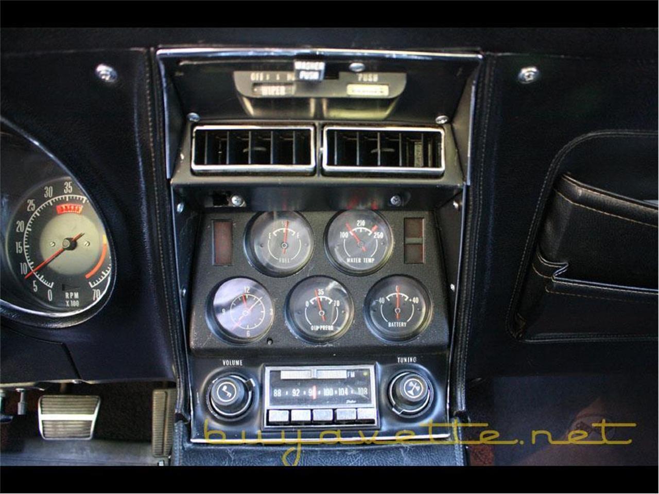 Large Picture of '72 Corvette - KTV8