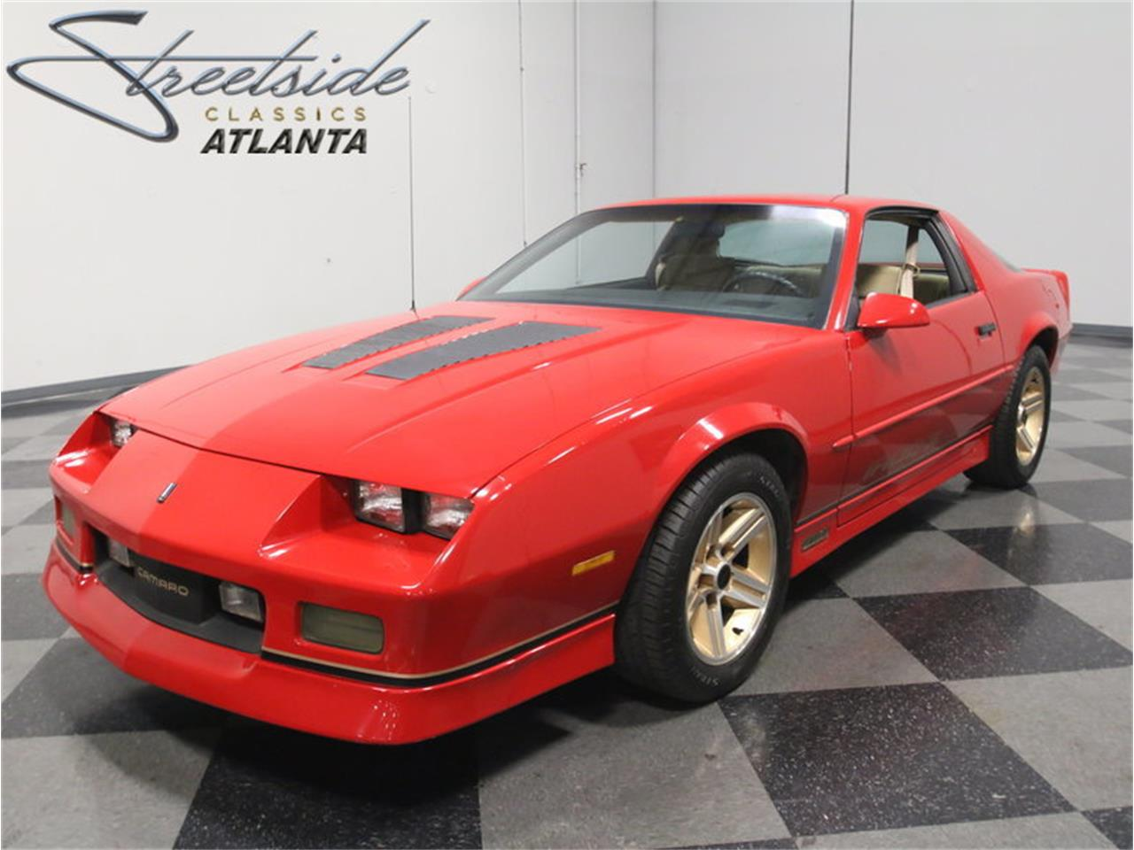 1986 Chevrolet Camaro Iroc Z28 For Sale Classiccars Com