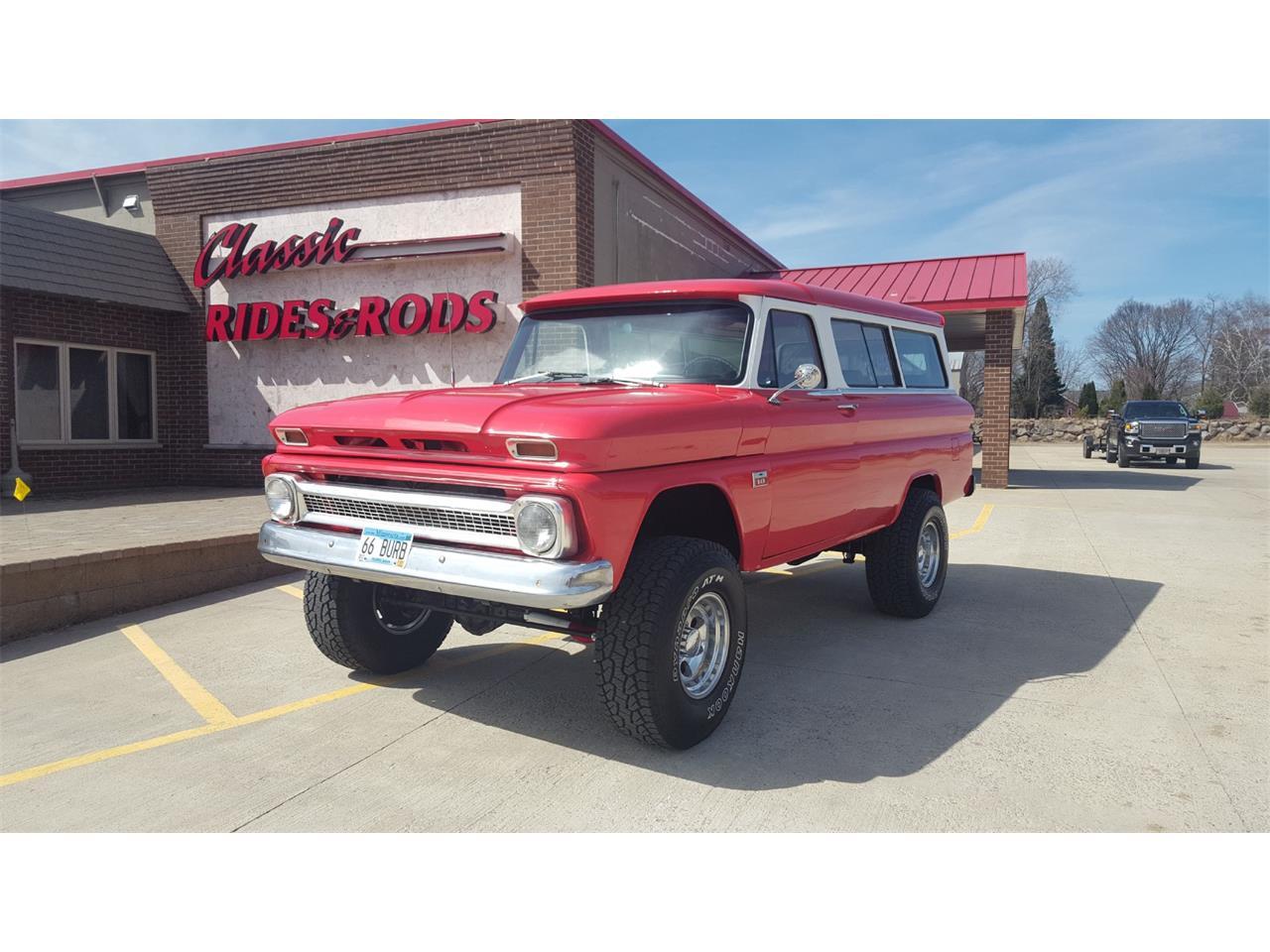 For Sale 1966 Chevrolet Suburban In Annandale Minnesota