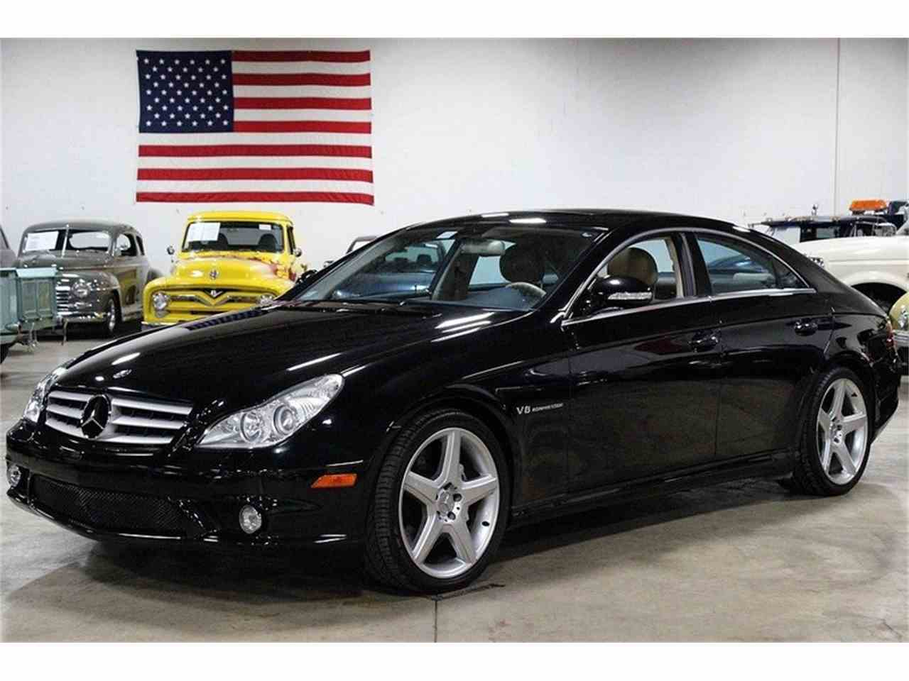 2006 mercedes benz cls55 amg for sale for 2006 mercedes benz cls55 amg