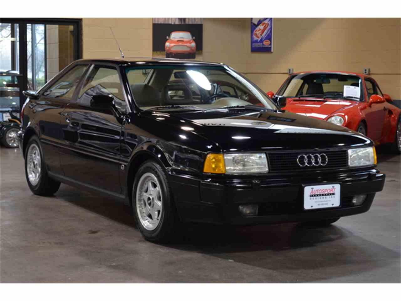 1991 Audi Quattro for Sale   ClicCars.com   CC-971899  Audi S Coupe on audi quattro coupe, audi 90 coupe, audi rs2 coupe, audi a5 coupe,