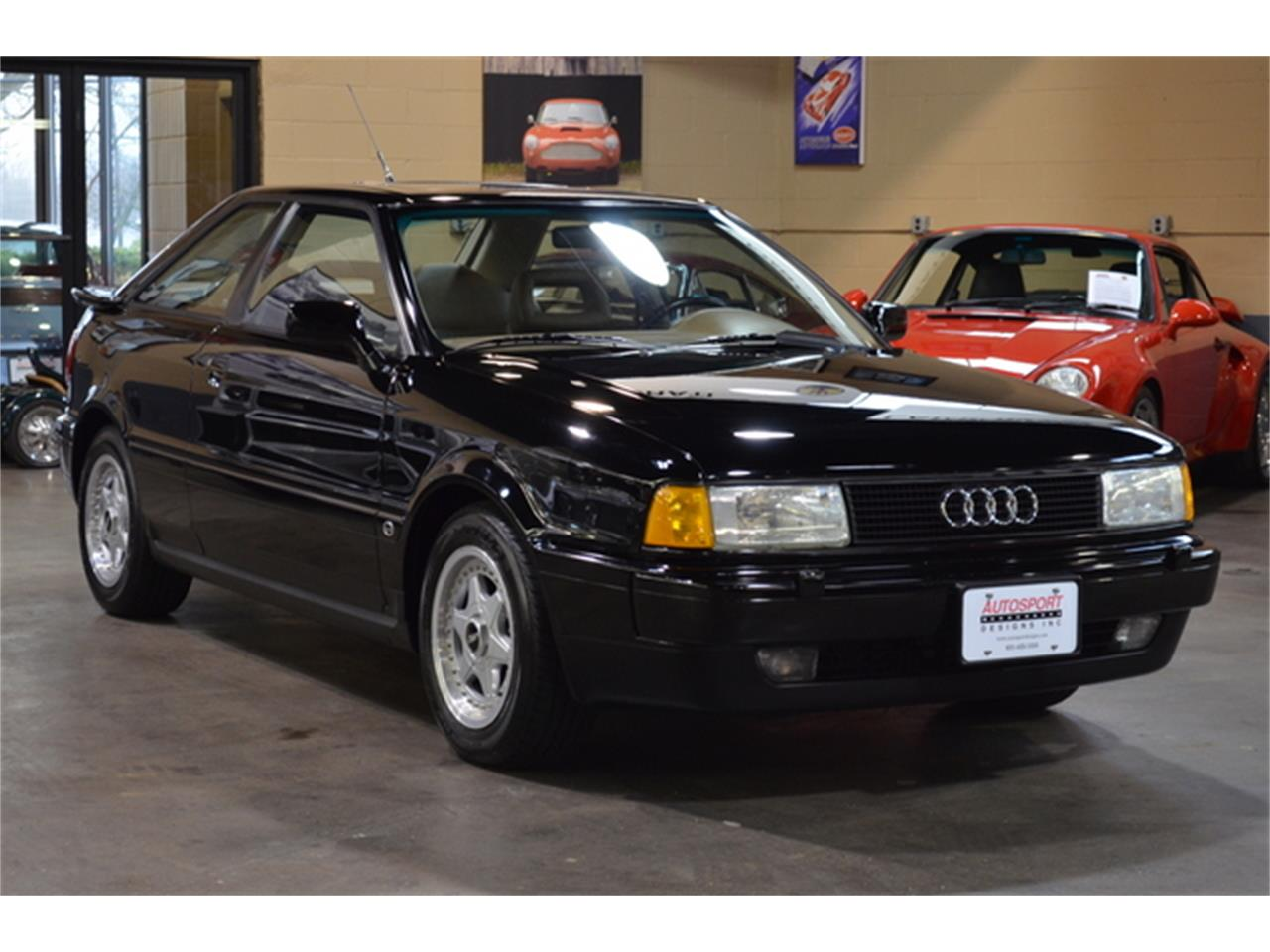 1991 Audi Coupe Quattro For Sale