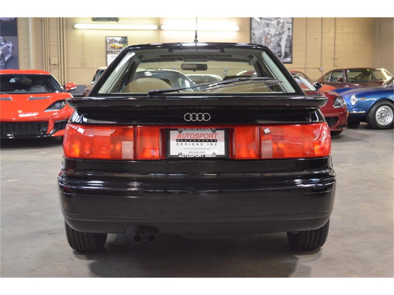 Audi Quattro For Sale ClassicCarscom CC - Audi coupe quattro for sale