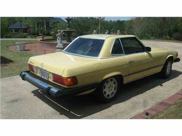 Picture of '78 Mercedes-Benz 450SL located in Georgia Offered by a Private Seller - KTXF