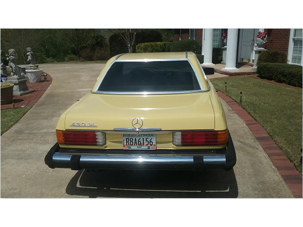 Large Picture of '78 450SL - KTXF