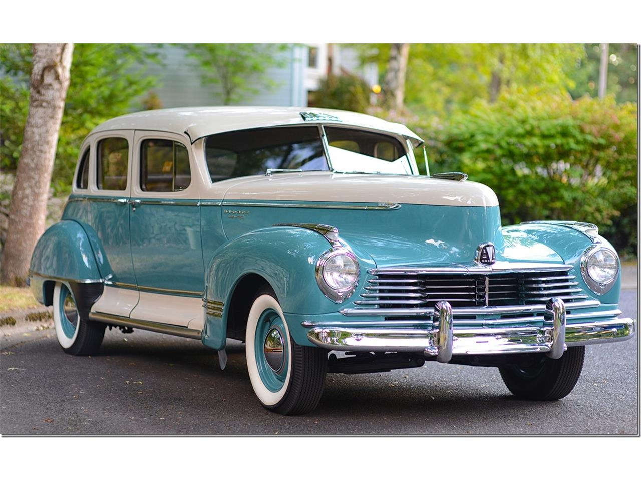 1947 hudson super 8 for sale classiccars com cc 971913 blueprints for wiring harness large picture of '47 super 8 ktxl