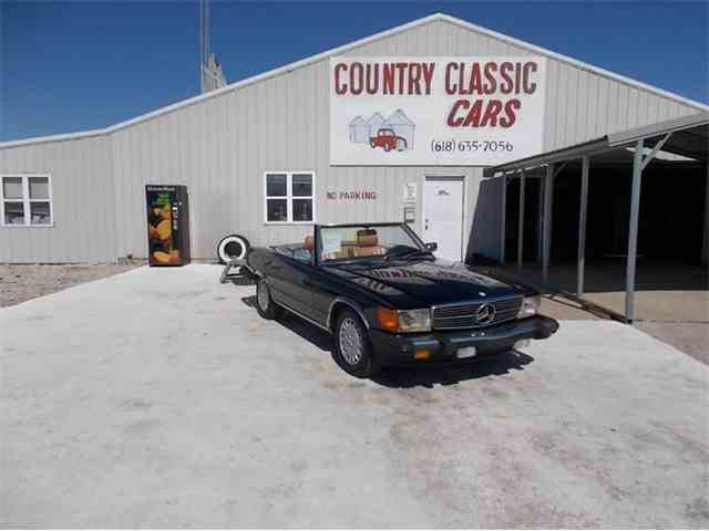Picture of '83 380SL - KTYP