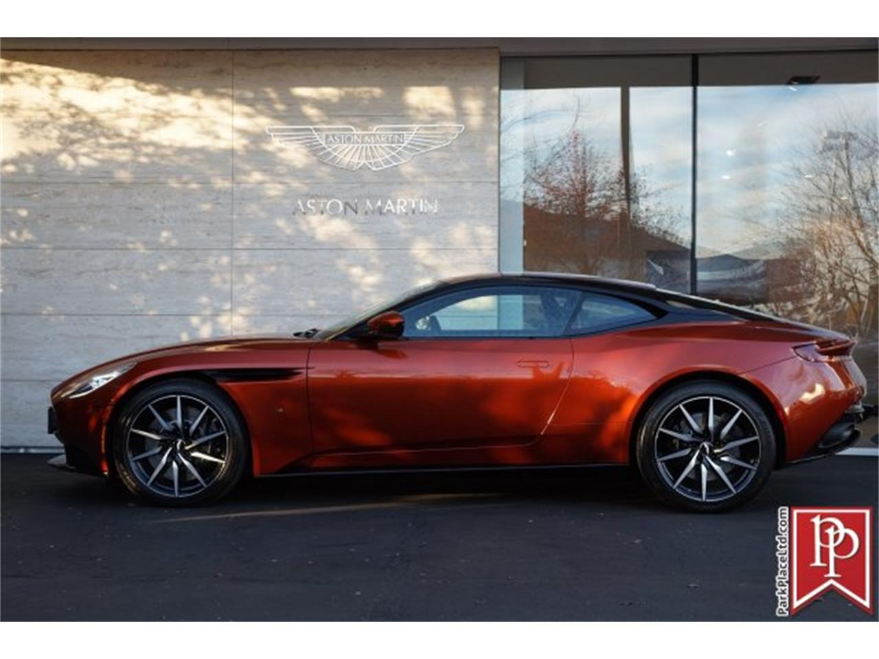 Large Picture of '17 Aston Martin DB11 located in Bellevue Washington Offered by Park Place Ltd - KTZS