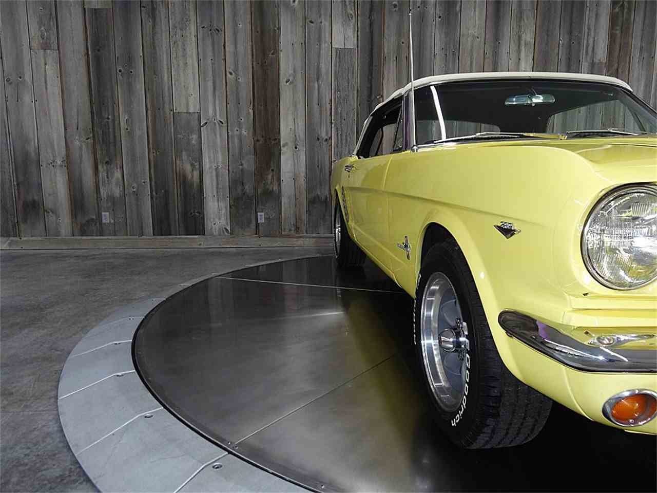 Large Picture of '65 Mustang - KU02