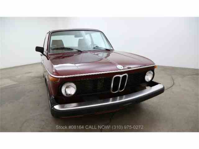 Picture of '75 BMW 2002 - $7,500.00 Offered by Beverly Hills Car Club - KU0B