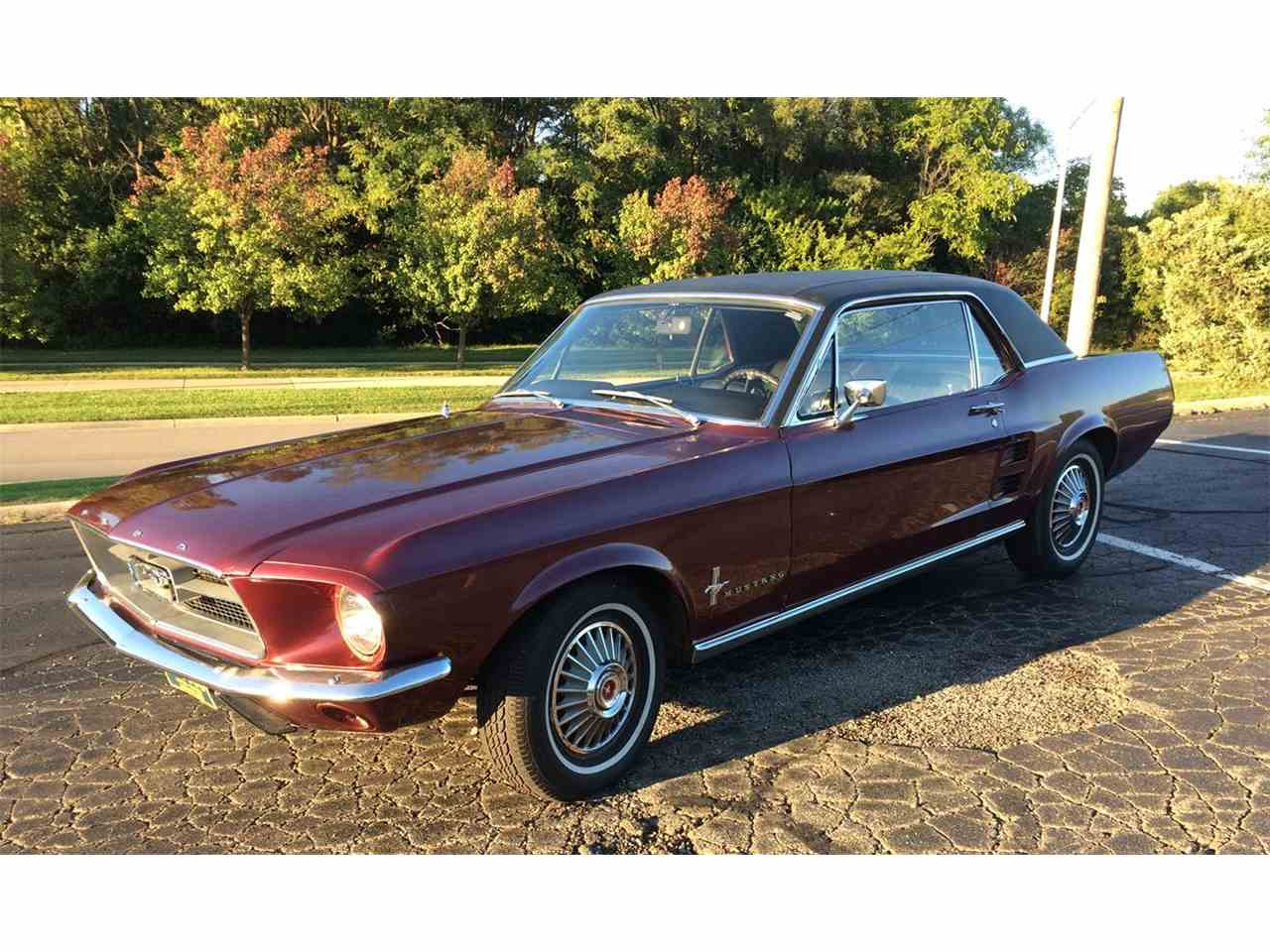 1967 Ford Mustang for Sale | ClassicCars.com | CC-972081