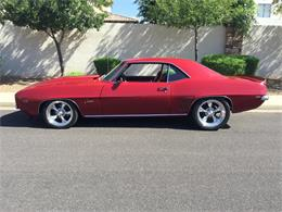 Picture of '69 Chevrolet Camaro located in Arizona - $25,000.00 Offered by a Private Seller - KU2H