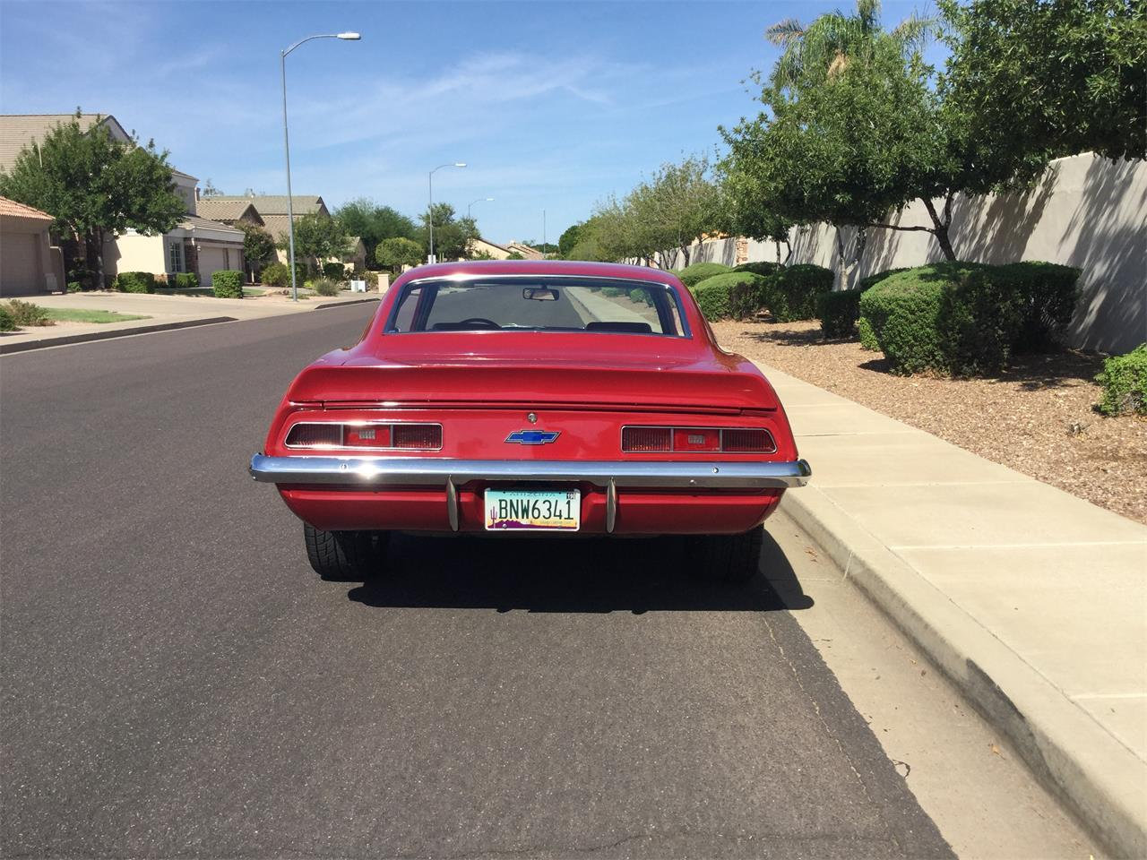 Large Picture of '69 Chevrolet Camaro Offered by a Private Seller - KU2H