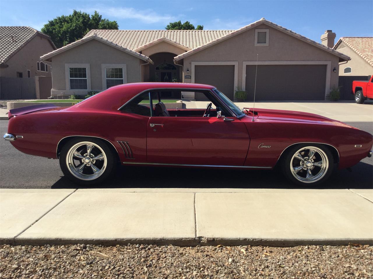 Large Picture of Classic '69 Camaro located in Arizona - $25,000.00 - KU2H