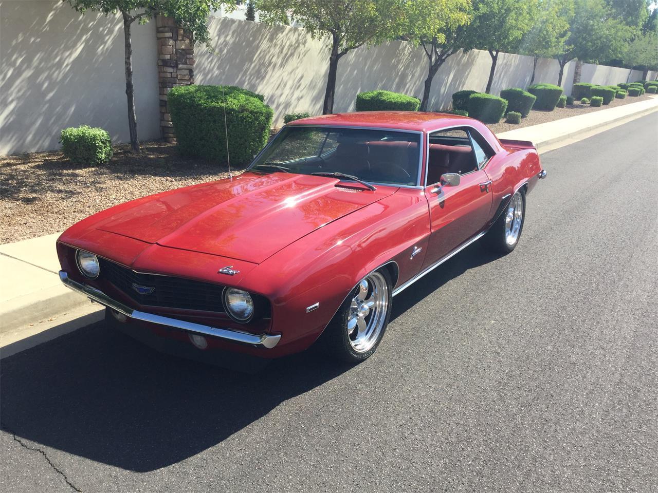Large Picture of Classic 1969 Chevrolet Camaro located in Mesa Arizona - KU2H
