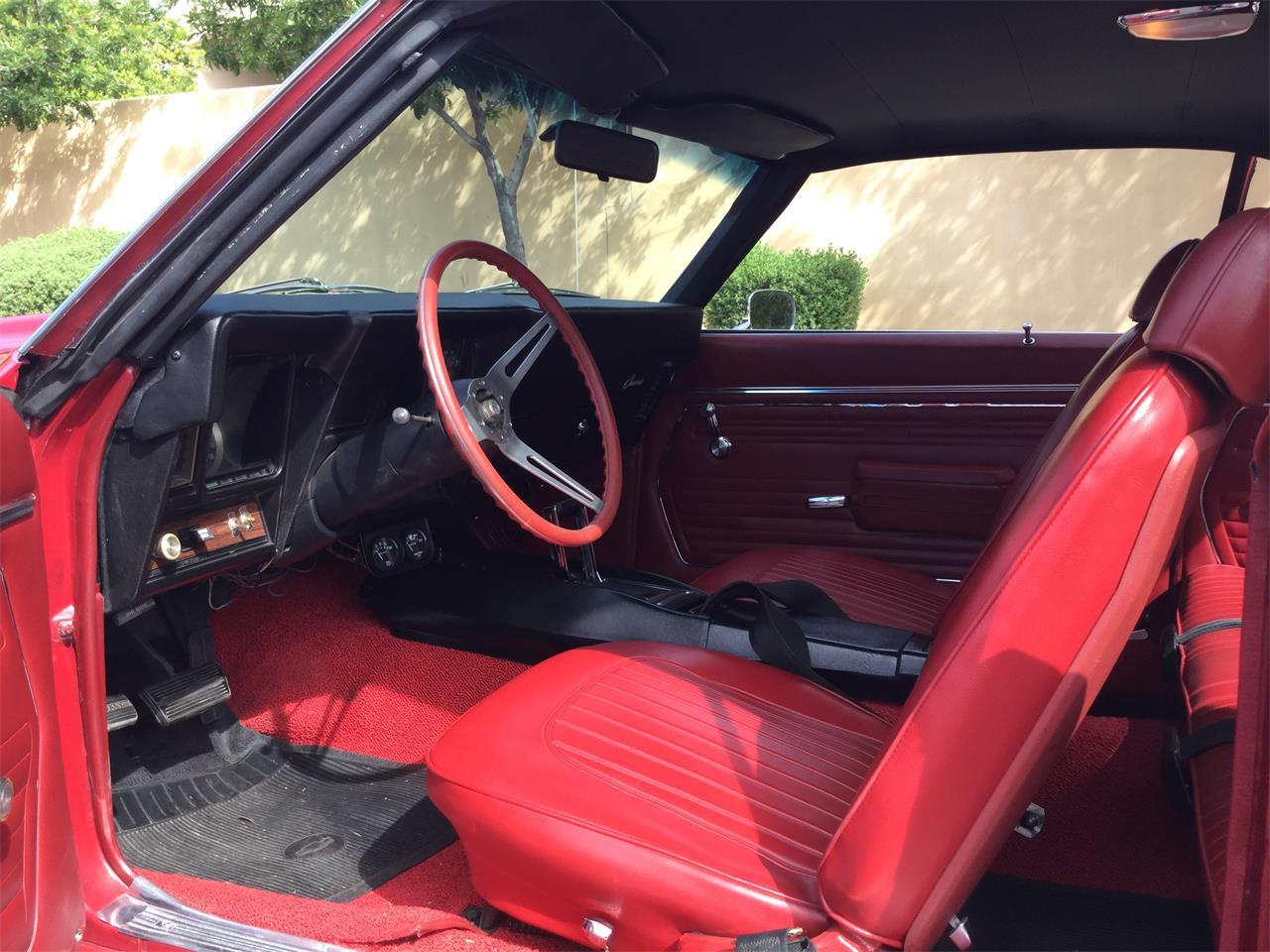 Large Picture of 1969 Chevrolet Camaro located in Arizona - $25,000.00 - KU2H