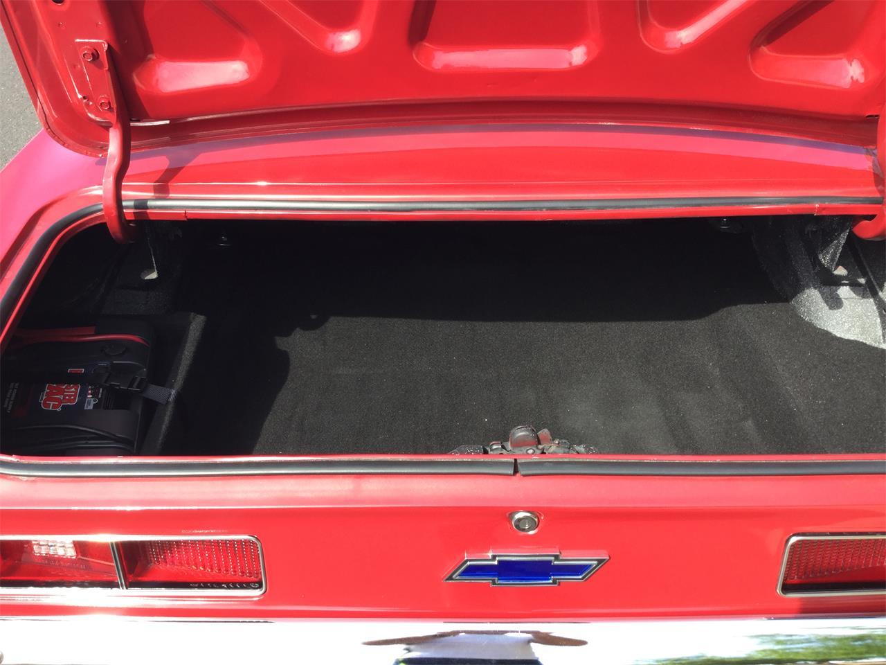 Large Picture of 1969 Chevrolet Camaro located in Arizona - KU2H