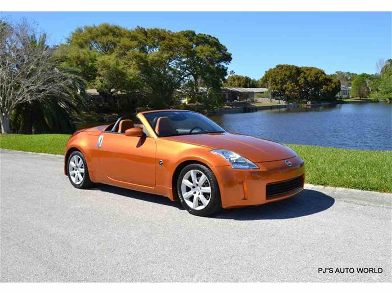 2005 Nissan 350Z for Sale | ClassicCars.com | CC-972134