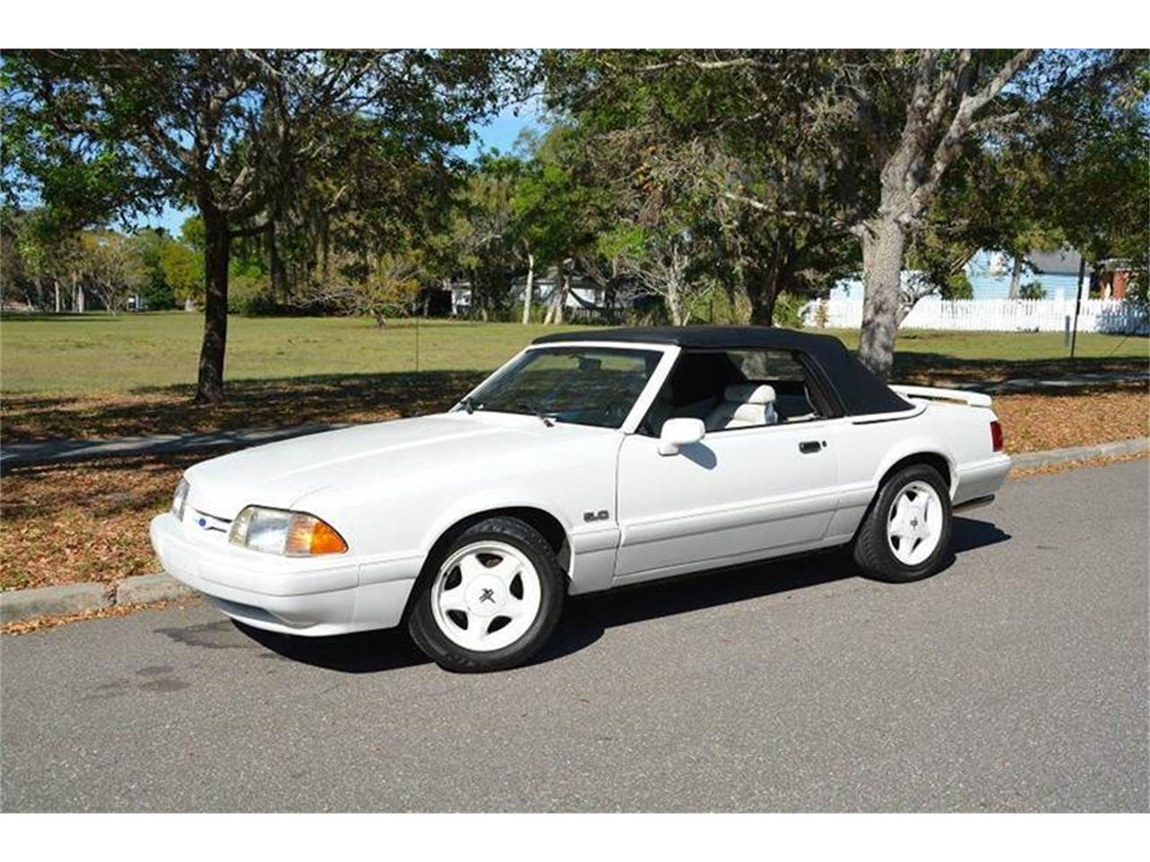 Large Picture of '93 Mustang - KU3R