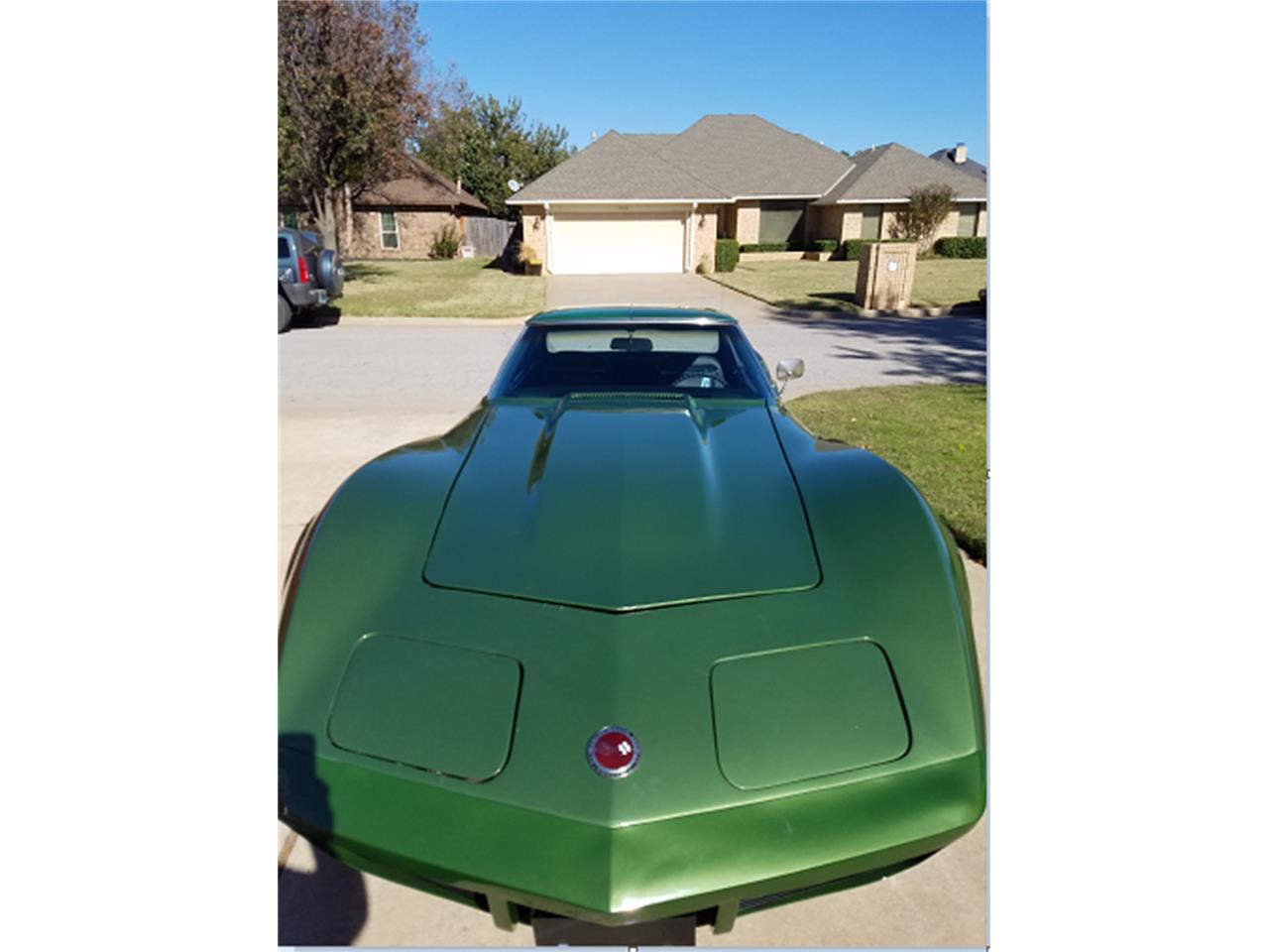 Large Picture of '73 Corvette - KU5A