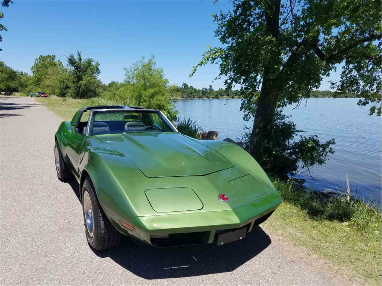 Large Picture of '73 Corvette - KU5A