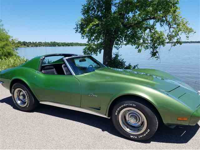 Picture of '73 Chevrolet Corvette Offered by a Private Seller - KU5A
