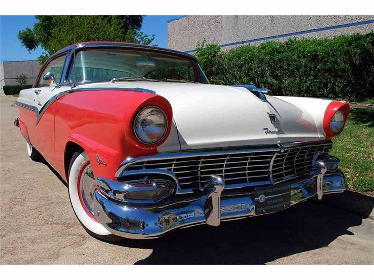 1956 Ford Fairlane Victoria for Sale | ClassicCars.com | CC-972210