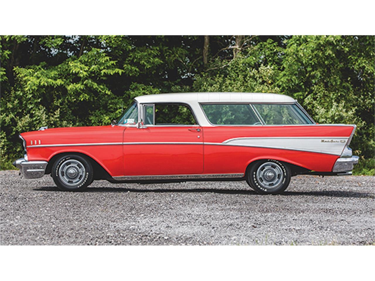 1957 Chevrolet Bel Air Nomad Wagon For Sale Cc Chevy Large Picture Of 57 Ku6l