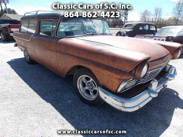 Picture of Classic 1957 Ranch Wagon located in South Carolina Offered by  - KU9I
