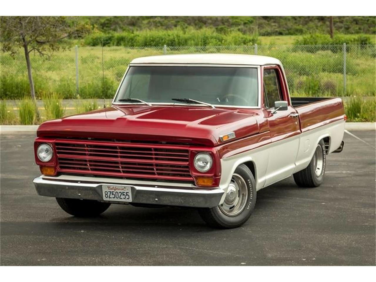 Large Picture of '72 F100 - KU9J