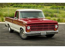 Picture of 1972 Ford F100 Offered by California Supersport Auto - KU9J