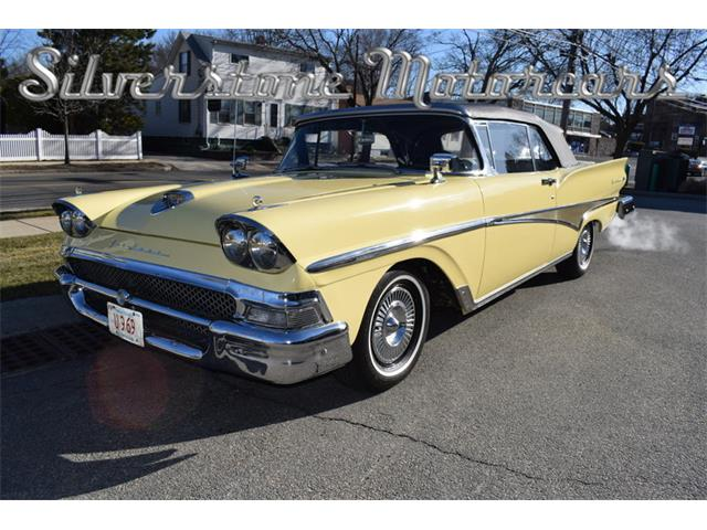 Picture of Classic '58 Ford Fairlane 500 located in North Andover Massachusetts - $49,000.00 - KU9L