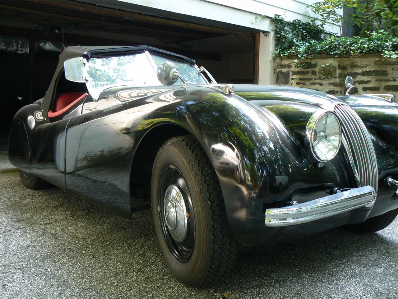 1950 Jaguar Xk120 For Sale Cc 972357 1950s S In Lumberton New Jersey