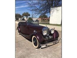Picture of Classic '34 3-1/2 Litre located in Astoria New York - $165,000.00 Offered by Gullwing Motor Cars - KUA3