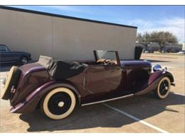 Picture of 1934 Bentley 3-1/2 Litre - $165,000.00 Offered by Gullwing Motor Cars - KUA3