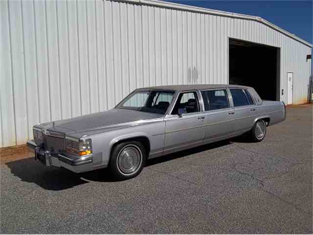 Picture of 1989 Cadillac Limousine located in South Carolina - $1,990.00 - KUC7