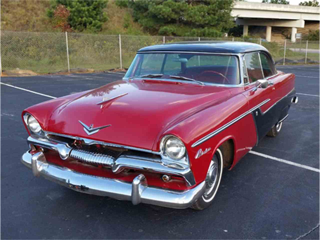 Large Picture of '55 Belvedere - KUCJ