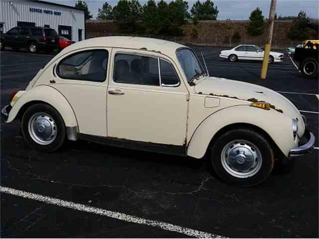 1972 Volkswagen Super Beetle for Sale on ClicCars.com