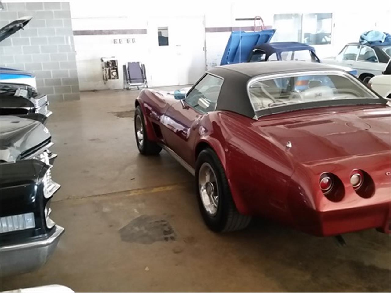 Large Picture of 1974 Chevrolet Corvette located in Simpsonsville South Carolina - $15,990.00 Offered by Dream Cars of the Carolinas - KUCM